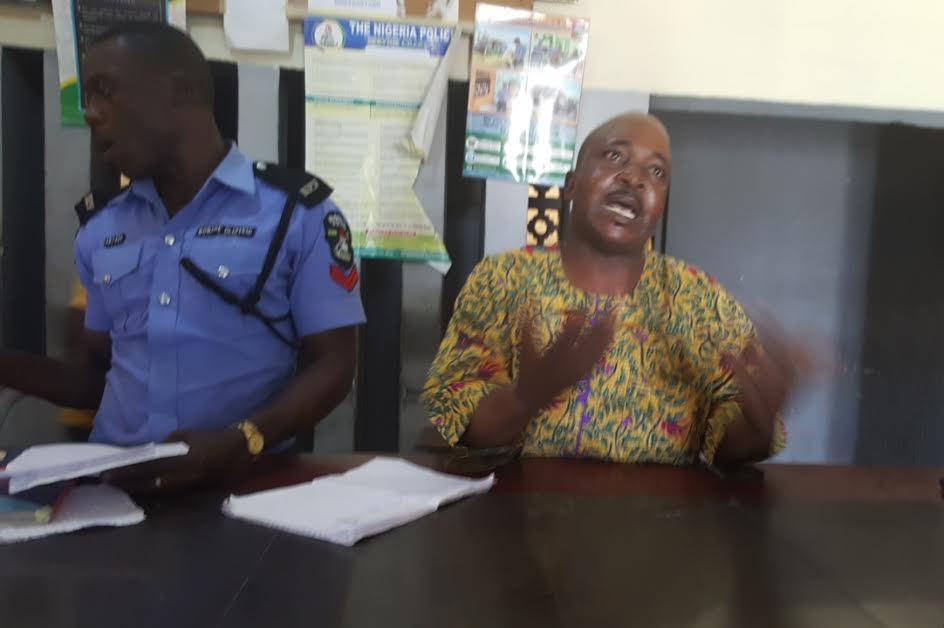 Culprits in Police Custody