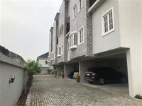 3 Bedroom Town House For sale at Lekki, Lagos