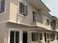 3 Bedroom Terrace For rent at Lekki, Lagos