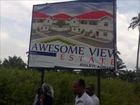 Land at Agbara Ogun