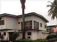 8 Bedroom Detached at Ikeja Lagos