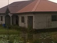 3 Bedroom Bungalow at Epe Lagos