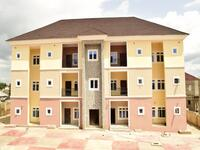 3 Bedroom Flat Apartment For sale at Wuse, Abuja