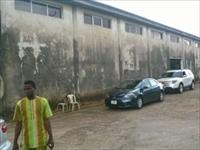 Warehouse at Oregun Lagos