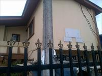 7 Bedroom Duplex at Surulere Lagos