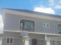 4 Bedroom Semi detached at Alausa Lagos