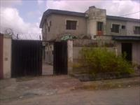 5 Bedroom Duplex at Amuwo Odofin Lagos