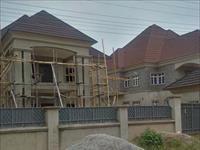 5 Bedroom Duplex at Gwarinpa Abuja