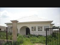 4 Bedroom Bungalow at Karshi Abuja
