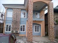 5 Bedroom Duplex at Port Harcourt Rivers