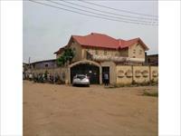 9 Bedroom Duplex at Okota Lagos