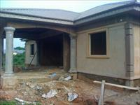 4 Bedroom Bungalow at Oredo Edo