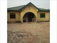 4 Bedroom Bungalow at Alimosho Lagos