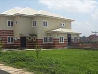 6 Bedroom Semi detached at Jabi Abuja
