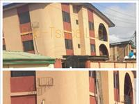 3 Bedroom Block of Flats at Okota Lagos