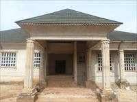 4 Bedroom Bungalow at Asaba Delta