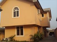 4 Bedroom Duplex at Surulere Lagos