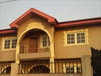 4 Bedroom Duplex at Ojodu Lagos