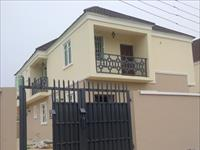 3 Bedroom Duplex at Ajah Lagos