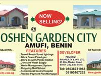 3 Bedroom Bungalow at Benin Edo