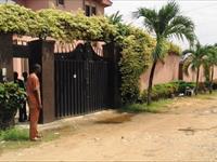 9 Bedroom Duplex at Satelite Town Lagos