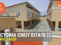 3 Bedroom Duplex at Lekki Lagos