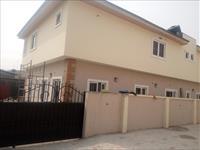 4 Bedroom Duplex at Ilupeju Lagos