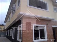5 Bedroom Duplex at Ilupeju Lagos
