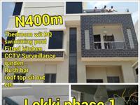 7 Bedroom Mansion at Lekki Lagos