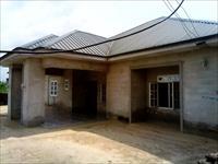 3 Bedroom Bungalow at Yenagoa Bayelsa