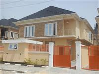 4 Bedroom Semi detached at Ikota Lagos