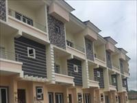 4 Bedroom Terrace at Guzape Abuja