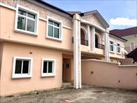 5 Bedroom Semi detached at Lekki Lagos