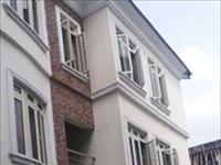 4 Bedroom Duplex at Yaba Lagos