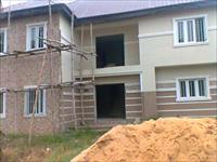 4 Bedroom Duplex at Ejigbo Lagos