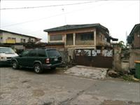 8 Bedroom Detached at Obanikoro Lagos