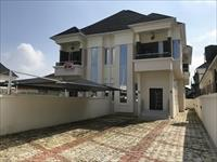 4 Bedroom Semi detached at Lekki Lagos