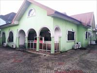 4 Bedroom Bungalow at Port Harcourt Rivers
