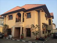 6 Bedroom Detached at Ikeja Lagos