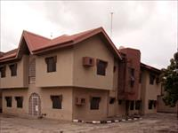 6 Bedroom Duplex at Isolo Lagos