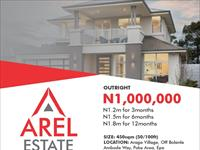 450 Sqm of Land  For Sale