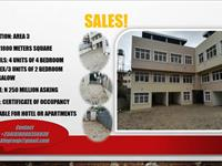 24 Bedroom Duplex at Garki Abuja