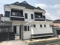 4 Bedroom Semi detached at Lekki Lagos