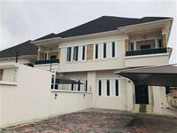 4 Bedroom House For sale at Ajah, Lagos