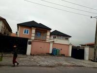 Bedroom Duplex For sale at Ajah, Lagos
