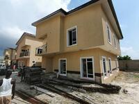 4 Bedroom House For rent at Ajah, Lagos