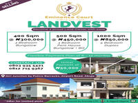 Land For sale at Gwagwalada, Abuja