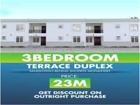 Bedroom Duplex For sale at Lekki, Lagos