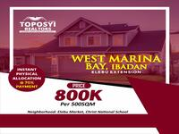 Land For sale at Challenge, Oyo