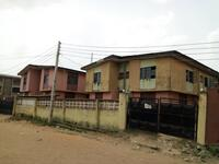 Bedroom House For sale at Idinmu, Lagos